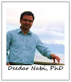 Deedar Nabi, PhD